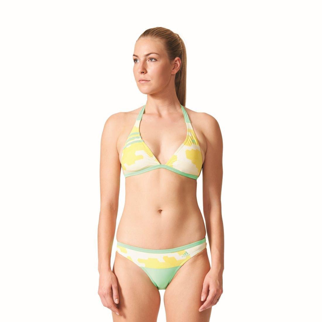 adidas Damen Bikini Colorblock 3-Streifen