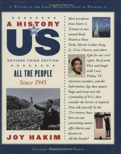 All the People: Since 1945 (A History of Us)