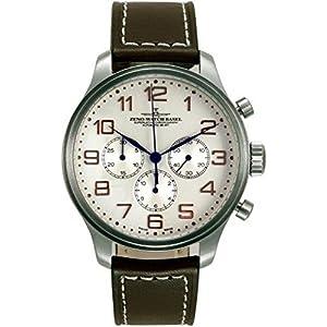 Zeno-Watch Mens Watch - OS Retro Chronograph 2020 - 8559TH-3-f2