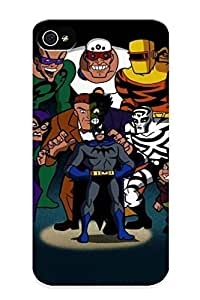 Artistgirl Brand New Defender Case For Iphone 4/4s (bat Mite Batman ) / Christmas's Gift
