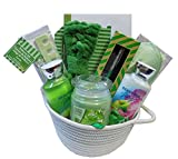 Hoping You Have a Beautiful Day Gratitude Beauty Gift Basket - Perfect to say Thank You, I Love You, I Appreciate You!