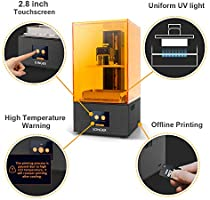LONGER Orange 10 Impresora 3d,Impresora 3D de Resina SLA con ...