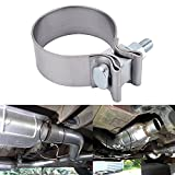 """SYKRSS 2.25""""Stainless Steel Narrow Band Exhaust"""