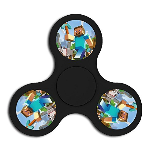 Price comparison product image Fidget spinner,Finger Toy Mine-xcraf Great Gift for ADD, ADHD, Anxiety and Autism for Adult&Kids Customized
