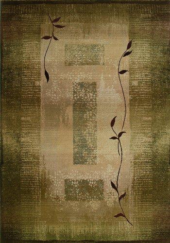 (Oriental Weavers Generations 544G Area Rug, 2-Feet 3-Inch by 7-Feet 6-Inch)
