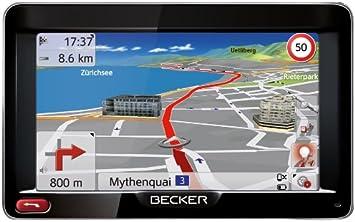 Becker Active 50 Navigationsgerät 5 Schwarz Elektronik