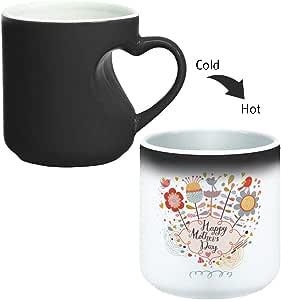 كوب ماجيك مع مقبض داخلي للقهوة أو الشاي من ديكالاك، Mug HM-BLK-02502