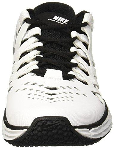 Black Fitness Tr Men Fingertrap NIKE White s White 100 Shoes Lunar FPUqxz7