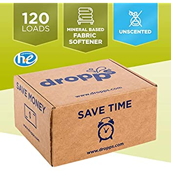 Amazon.com: Dropps Scent Booster & Fabric Softener HE