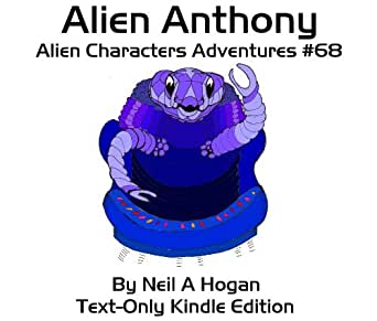 Alien Anthony (Alien Characters Book 68) (English Edition) eBook ...