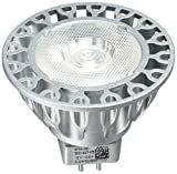 Cheap Bulbrite SM16-06-36D-927-03 SORAA 6W LED MR16 2700K VIVID3 36° Dimmable Light Bulb, Silver
