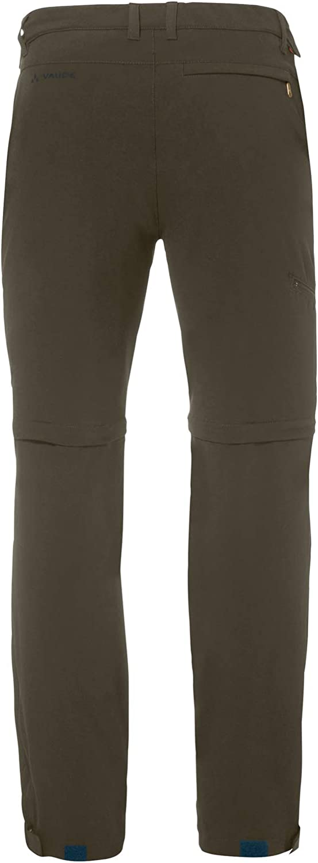 VAUDE Farley Stretch T-Zip Pants II Pantalones Hombre