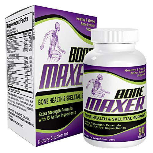 Bone Health Skeletal Support Supplement Complex