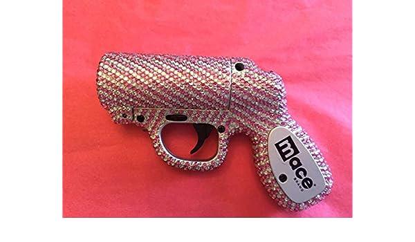 Amazon com: Rhinestone Mace /Pepper Spray Gun: Handmade