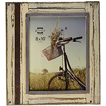 Amazon.com: Firefly Home Collection Antique Wooden Picture Frame, 5 ...