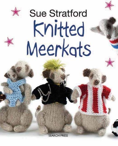Knitted Meerkats by Sue Stratford - Mall Stratford The