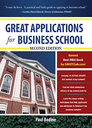 great application essays for business school amazon Gradesaver offers study guides, application and school paper in pdf or in print from amazon medical school application essays business school application.