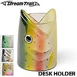 ストリームトレイル Fiiiiish Desk Holder フィッシュ デスク ホルダー IWANA