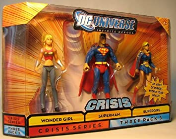 Your Choice DC Universe Infinite Heroes 3 Pack