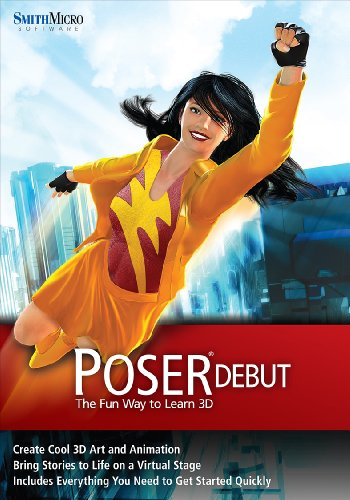 Poser Debut for Mac [Download]