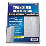 American Moving Supplies ProSeries Mattress Bag – Twin size bed, Model# PI1300