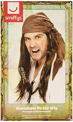 - Smiffys Buccaneer Pirate Wig