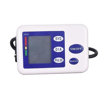PuMaple Tensiómetro de brazo digital, para dar lecturas de presión arterial rápidas, cómodas y