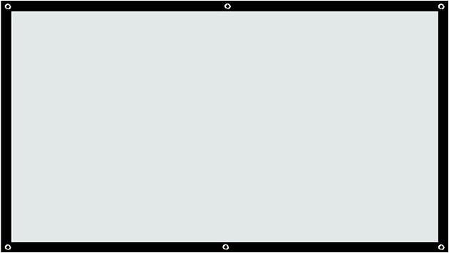 Build Excellent Pantallas para Proyector 100 Pulgadas Pantalla del ...