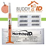 Pro-ID Microchip Pet Microchip MINI CHIP 134KHZ, ISO by Dog Supplies