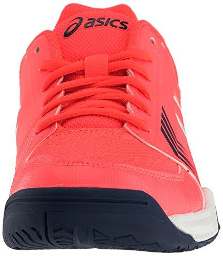 Women's 5 Blue Parent Dedicate Diva Gel Asics Shoe White Indigo Tennis US Pink UdwqHwxt6