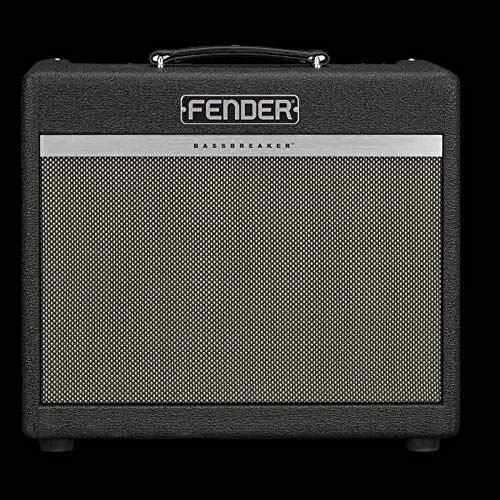 - Fender Limited Edition Bassbreaker 15 Combo Midnight Oil Guitar Amplifier
