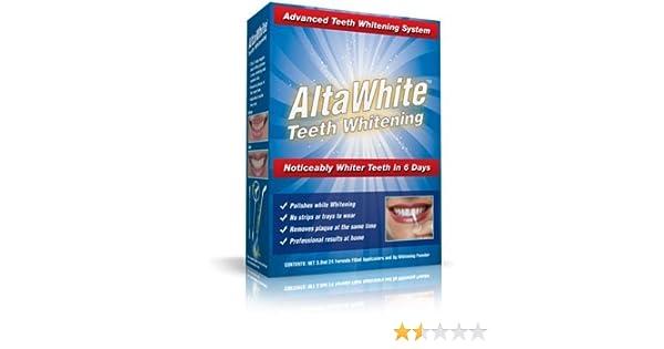 Amazon Com Alta White Teeth Whitening Health Personal Care
