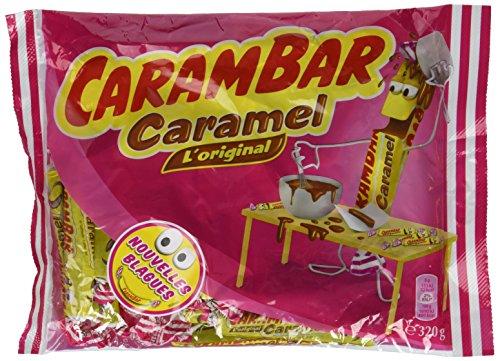 Carambar Caramel Candies 320g