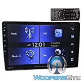 Power Acoustik Stereos - Power Acoustik PD-1060HB in-Dash 2-DIN 10.6