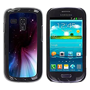 Stuss Case / Funda Carcasa protectora - Majestic Movement Of Clouds - Samsung Galaxy S3 MINI 8190