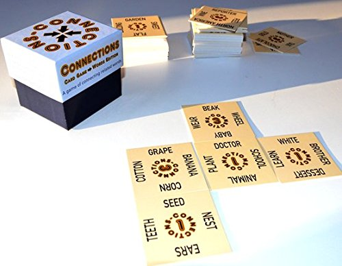 Connections Word Game - A Tabletop Card Game For Family, ...