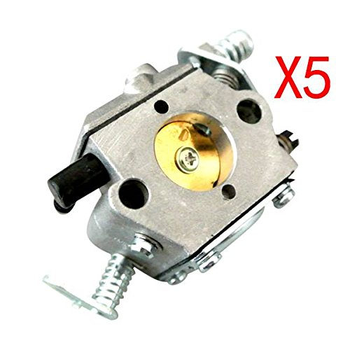 Genérico 5 * carburador Carb Para Stihl MS170 MS180 017 018 ...
