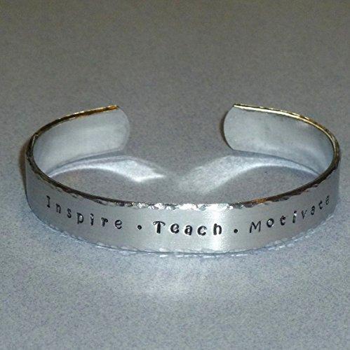 inspire-teach-motivate-hand-stamped-aluminum-cuff-bracelet