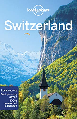 Lonely Planet Switzerland (Travel Guide)...