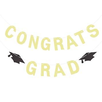 amazon bestoyard congrats grad congrats banner congratulations