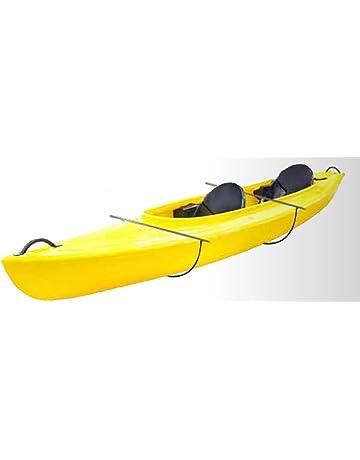 Docooler Kit Ancre Chariot pour Cano/ë Yeux Kayak Canoe Syst/ème Poulie Taquet Pad avec Corde 30ft Kayak Accessoires