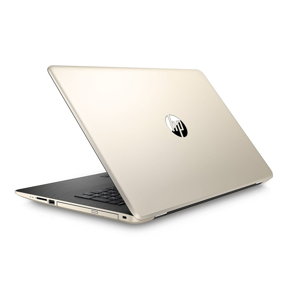2018 Newest HP Premium Business Flagship Laptop Notebook Computer 17.3'' WLED-backlit Display AMD A12-9720 Processor 8GB DDR4 RAM 1TB HDD Radeon R7 Graphics Webcam Window 10-Silk Gold