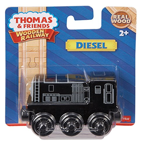 Fisher Price Thomas Wooden Railway Diesel