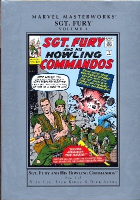 Marvel Masterworks: Sgt. Fury and his Howling Commandos, Vol. 1