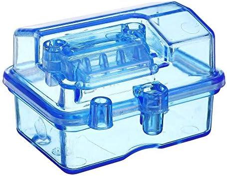 YUXINXIN 1/10 RCミニ防水プラスチックの透明レシーバーボックスP2047