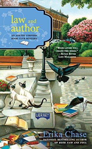 Law and Author (Ashton Corners Book Club)