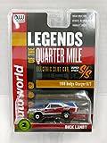 Auto World SC319 Legends of the Quarter Mile Dick Landy 1969 Dodge Charger R/T Super Stock HO Scale Electric Slot Car