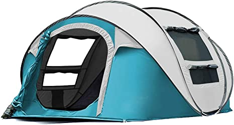 AYAMAYA Camping Tents 3 4 PersonPeople Easy Up Instant