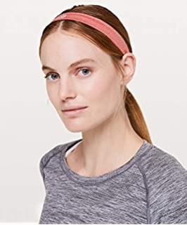 338353bb9ee Amazon.com: Lululemon Fly Away tamer Headband II: Health & Personal Care