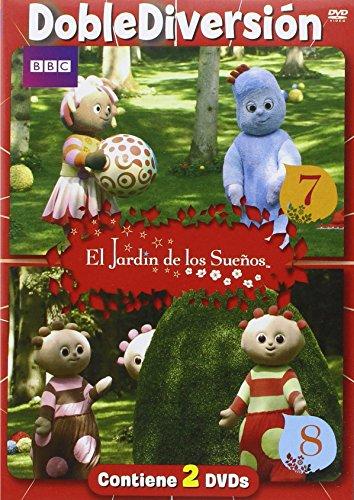 El Jardin De Los Suenos Vol 7-8 (2) [DVD]: Amazon.es: Animación, Andrew Davenport, Alex Kirby, Animación, N/A: Cine y Series TV